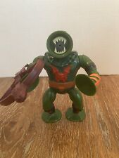 Leech He-Man Masters Of The Universe 1984 Action Figure With Cross Bow.