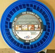 Gamma Seal Lid Blue