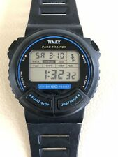 """VINTAGE TIMEX PACE TRAINER WATCH """"RARE"""" NWOT"""