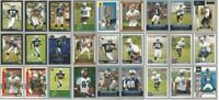 Tennessee Titans 27 card 2003-2004 RC lot-all different