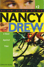 Nancy Drew Girl Detective #2: A Race Against Time by Carolyn Keene (paperback)