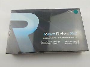 OCZ REVODRIVE X2 160GB INTERNAL SSD OCZSSDPX1RVDX0160 New Sealed In Box