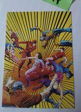 Solar Man of the Atom 199 Valiant Comic Images Promo BWS Trading Card Magnus