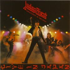 CD - Judas Priest - Unleashed In The East (Live In Japan) - #A3534