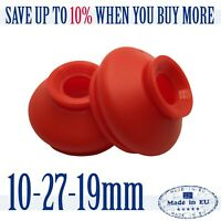 2 X UNIVERSAL Dust Boot Silicone 10 27 19 Track Rod End and Ball Joint Boots