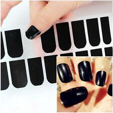 16 Elegante Pegatinas Arte De Uñas Nail Manicura Metal Decoración Calcomanías