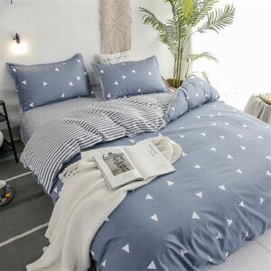 Bed Linens Sheet Pillowcase Duvet Cover Set Cheap Bedding Set Single Double Size