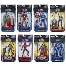 "Marvel Legends Avengers Endgame Infinity War Thanos BAF 6"" Action Figure Hasbro"