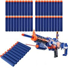 20pcs Kid Toy Gun Refill Darts Bullet for NERF N-Strike Elite Rampage Blasters