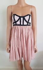 SASS & BIDE Corset Shapes dress size 6-8 - Excellent Condition