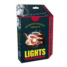 Lights from anywhere - Lichtzaubereien, v. Marvin`s Magic (12710)