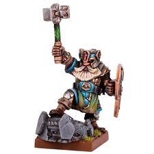 Dwarf King -- Kings of War - Mantic Games