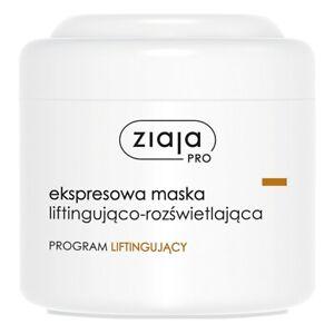 ZIAJA PRO EXPRESS MASK LIFTING - BRIGHTENING