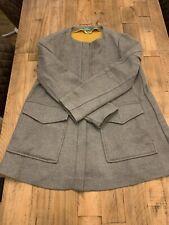 United colours of Benetton Coat Women Size 42 UK 10 Grey