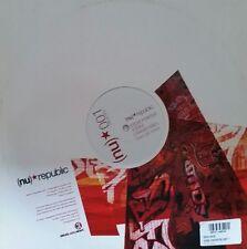 """Steve Porter  """"Vodka Cranberries"""" * nu001a/b / Grayarea + Sean Q6 Remixes"""