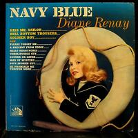 DIANE RENAY navy blue LP VG TFM 3133 Vinyl 1964 Record