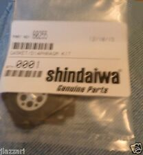 Genuine Shindaiwa Part Carburetor Diaphragm Gasket Kit 80255