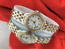 Cartier  Watch STAINLESS 18K Gold Cartier Watch Cartier Couger watch BEAUTIFUL