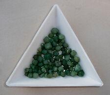 Demantoid Green Garnet Crystal Rough Natural Gem Parcel Lot over 50 carats