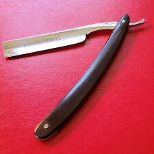 Vintage Norvell Shapleigh Diamond king No. 7 straight razor. St Louis Mo. Rare.