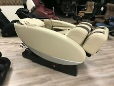 Human Touch Novo Xt2 Full Body Zero Gravity S L Massage Chair Recliner - Cream