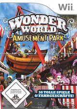 Wonder World WONDERWORLD divertita Park per Wii Nuovo/Scatola Originale