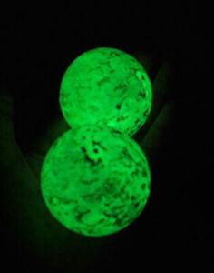 Moonlight Luminous Stone Ball Light Glow in the dark Magic Sphere Thai Amulet