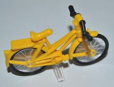 66958 Bicicleta adulto amarillo playmobil