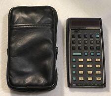 Zipper Case for HP-35 45 55 65 67 70 Scientific Calculators