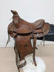 """12.5"""" Used No name Pleasure Saddle 469-3050"""