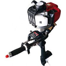 Motore fuoribordo OZEAM 1,3 hp PRO 4 Tempi Raffreddamento ad Aria con Certif.Pot