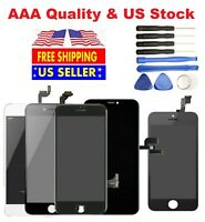 For iPhone 6 6s 7 8 Plus LCD Display Accembly Digitizer Touch Screen Replacement