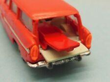 Ambulances miniatures rouges NOREV