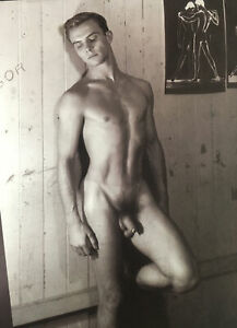 GEORGE PLATT LYNES, 1951 print RALPH MCWILLIAMS matted and drymount