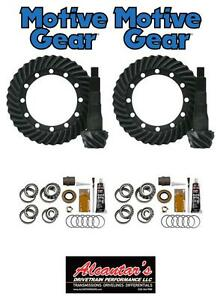 1960-1990 TOYOTA LAND CRUISER FJ 4.88 RING & PINION & MASTER KIT PACKAGE