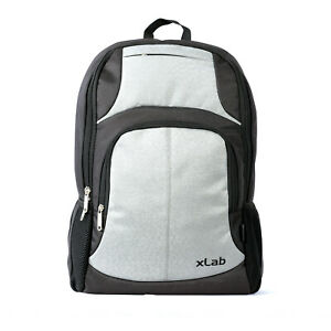 x-Lab 15.6'' Outdoor Men Nylon Waterproof School Backpack Satchel Travel Laptop