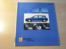 25614) Renault Megane Avantage Prospekt 2005