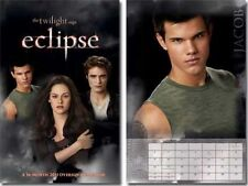 FANTASY MOVIE POSTER The Twilight Saga: Eclipse 16 Month Oversized Calendar