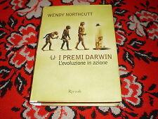 w. northcut i premi darwin cart. sovr. rizzoli 2001