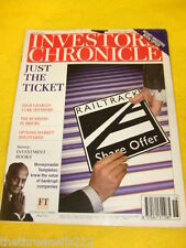 INVESTORS CHRONICLE - RAILTRACK - MAY 2 1996