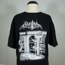 ZEMIAL Nectrolatry T-Shirt Black Men's size XL (NEW)