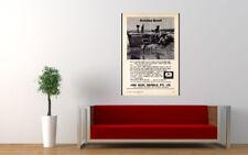 "1964 JOHN DEERE TRACTORS AD PRINT WALL POSTER PICTURE 33.1""x23.4"""