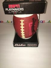 New Espn Playmakers Junior Football Thumb Grip Design By Baden