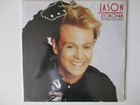 "LP - JASON DONOVAN - BETWEEN THE LINES  "" NEU IN OVP VERSCHWEIßT """