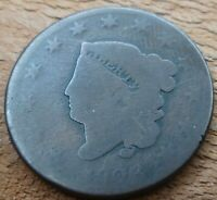1826 Large Cent   #LC1826