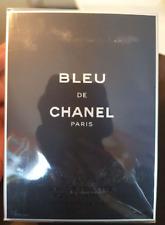 Bleu De CHANEL 3.4 Oz 100 mL Men's Eau De Toilette Brand New in Box & Sealed