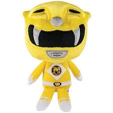 Power Rangers - Yellow Ranger Hero 8 Inch Plush