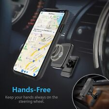 Car Magnetic Stick On Dashboard Mount Cell iPhone Holder Cradle Mini Tablets GPS
