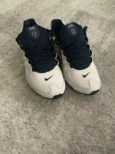 Nike Shox Vintage  Size 6 RARE White/blue
