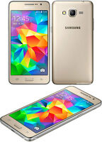 SAMSUNG GALAXY GRAND PRIME SINGLE SIM 8GB-GOLD UNLOCK Smartphone